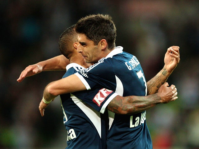 Result: Melbourne Victory edge past Adelaide United
