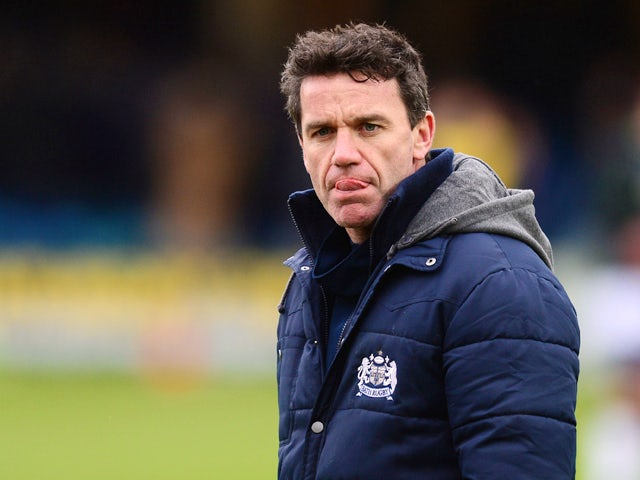 Ford happy with Bath victory