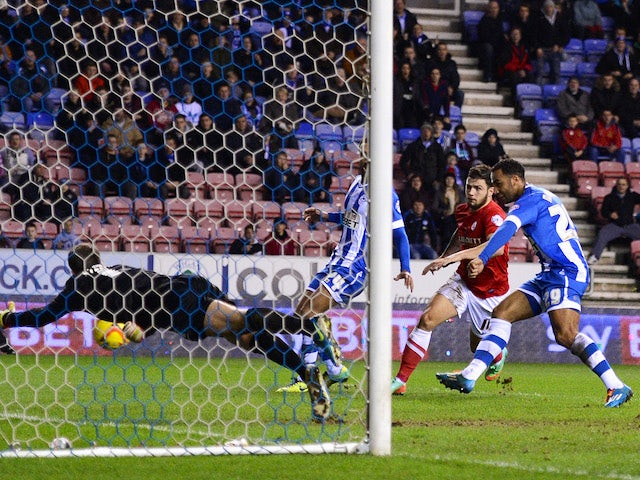 Result: Wigan ease past Barnsley