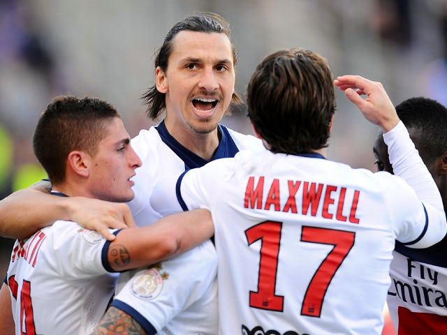 Result: Ibrahimovic hat-trick gives PSG win