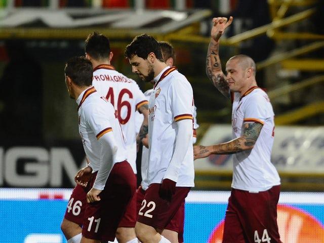 Result: Roma edge out Bologna