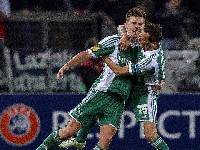 Result: Ludogorets shock Lazio
