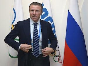 Ukrainian IOC chief calls for peace