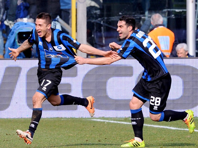 Result: Cigarini strike downs Chievo
