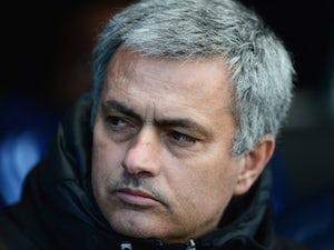 Mourinho hints at Hilario recall for Liverpool trip