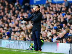 Martinez thrilled by Everton victory