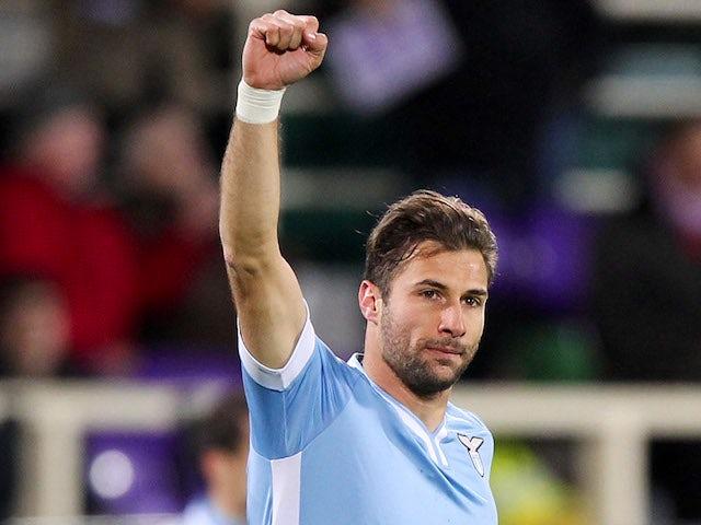 Result: Lazio edge past Fiorentina