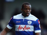 Nedum Onuhoa of Queens Park Rangers in action during the Sky Bet Championship match between Queens Park Rangers and Burnley at Loftus Road on February 1, 2014