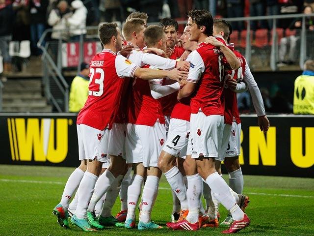 Result: Johannsson strike hands AZ victory