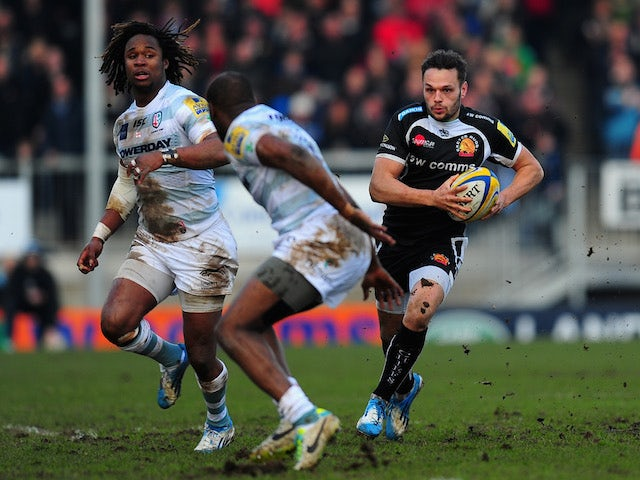 Result: Exeter too strong for Exiles
