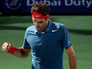 Result: Federer too strong for Djokovic