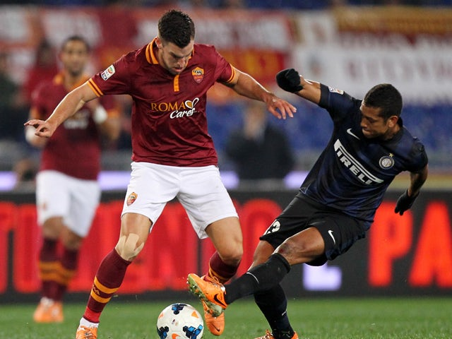 Result: Roma drop points in Serie A title race