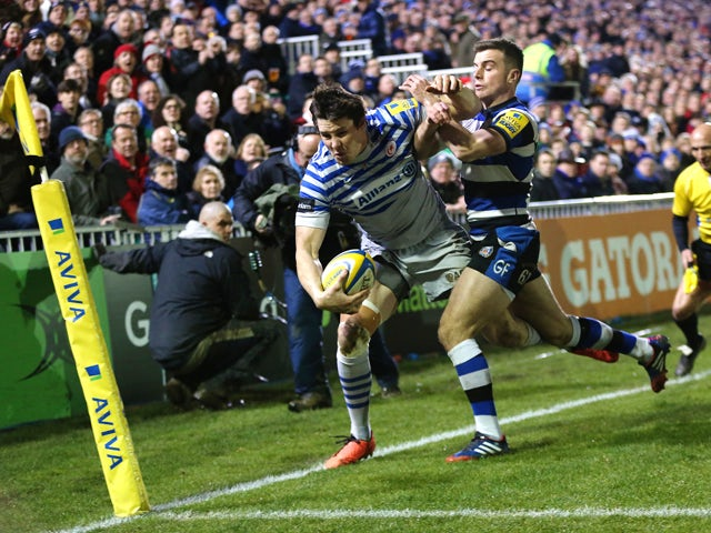 Result: Saracens beat Bath to go top