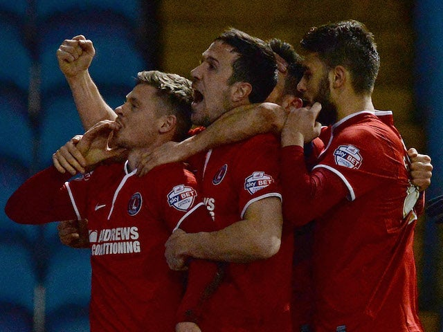 Result: Cousins wins it for Charlton