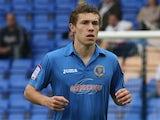 Tom Bradshaw of Shrewsbury Town