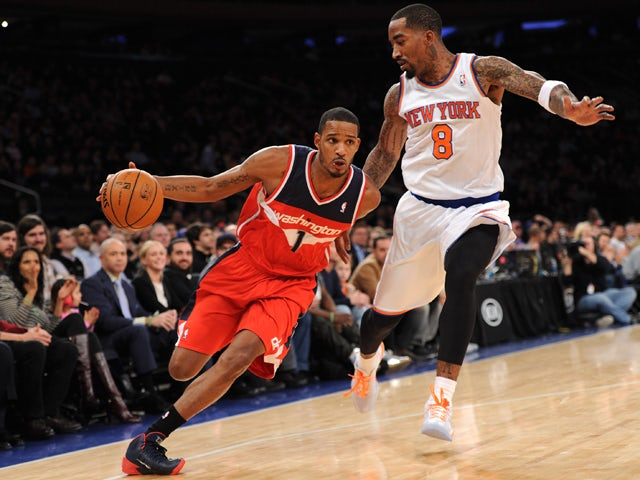 """Ariza hails """"great win"""" for Wizards"""