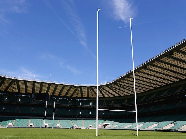 Result: England XV beaten by Barbarians