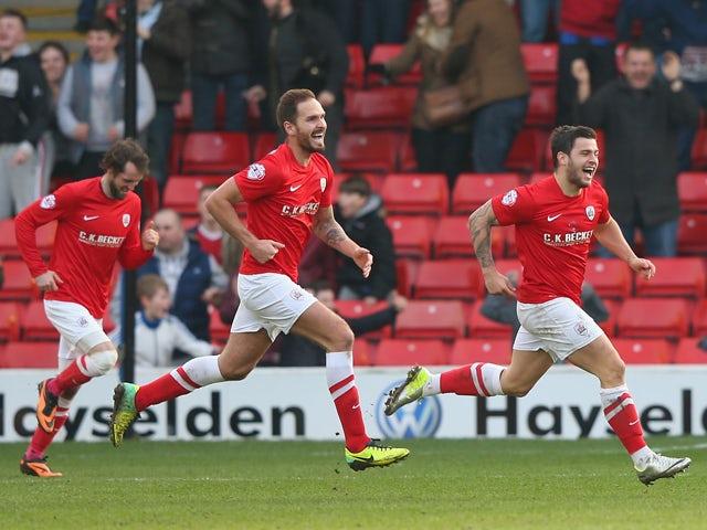 Result: Jennings goal enough for Barnsley
