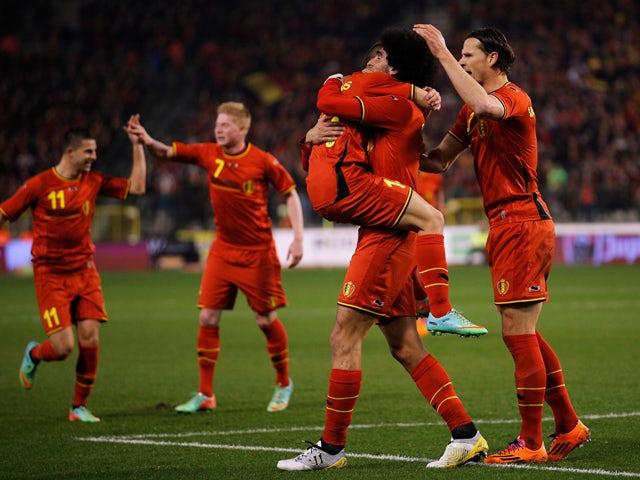 Result: Ivory Coast muster comeback in Belgium
