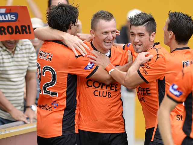 Result: Top two in A-League share the spoils