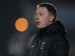 Hignett leaves Hartlepool United post