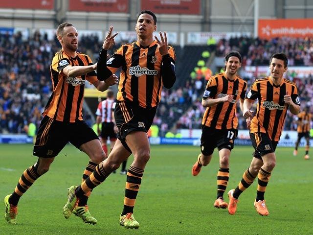 Result: Hull into FA Cup semi-finals