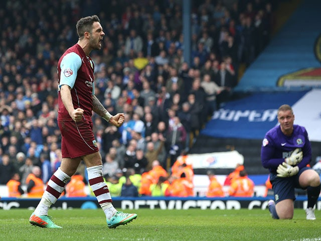 Result: Ings wins it for Burnley