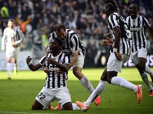 Juventus scrape past Fiorentina