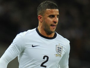 Hodgson: 'Walker could miss World Cup'