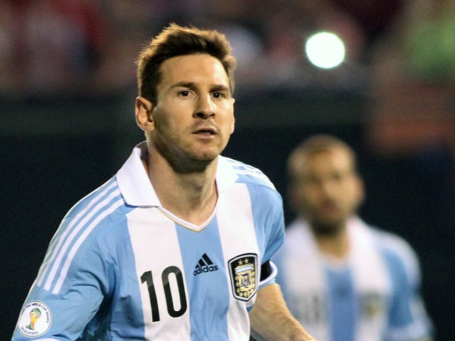 Result: Argentina cruise past Trinidad