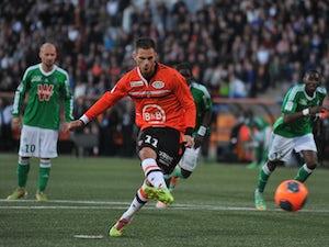 Team News: Aliadiere, Traore lead Lorient attack