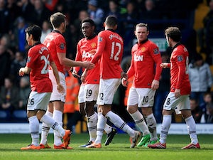 Man United secure win at West Brom