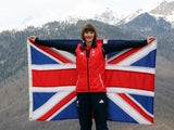Millie Knight of Great Britain, Flagbearer for ParalympicsGB Sochi 2014 poses for a portrait on March 6, 2014
