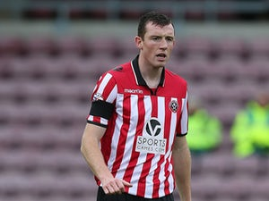 Late goal gives Sheffield United victory