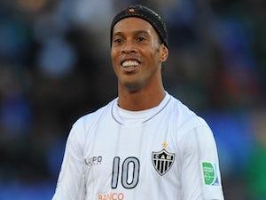 Report: Ronaldinho leaves Atletico Mineiro