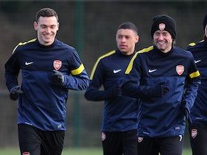 United bid for Arsenal's Vermaelen?