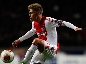 Ajax held to goalless draw by NAC Breda