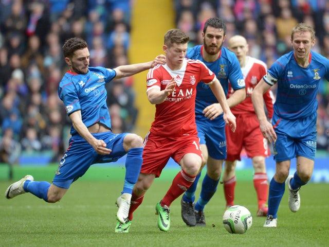Result: Aberdeen win League Cup on penalties