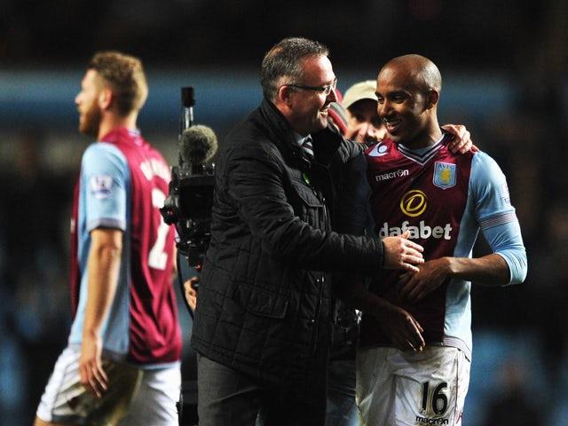 Result: Villa stun nine-man Chelsea