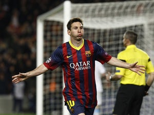 Messi heading for new deal?