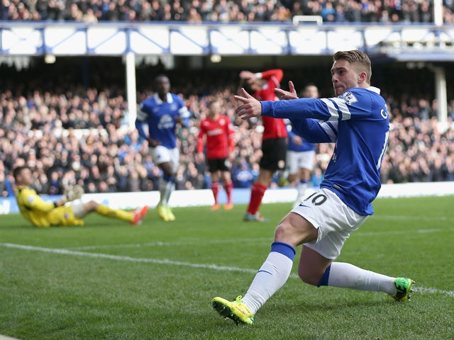 Result: Coleman breaks Cardiff hearts