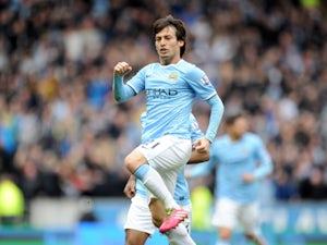 Silva to return against Everton