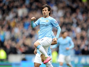 Team News: Silva returns for City