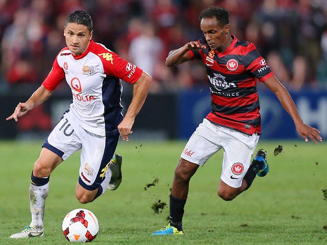 Result: Wanderers draw with Adelaide
