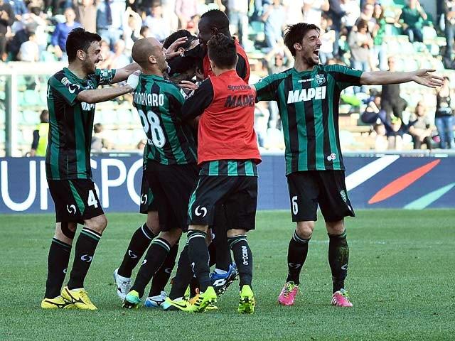 Result: Sassuolo earn vital win against Catania