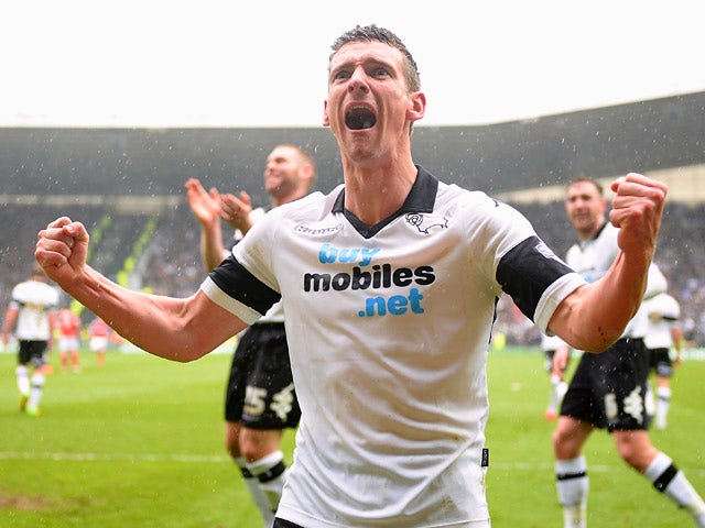 Result: Derby beat lowly Blackpool