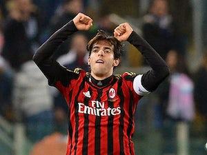 Kaka wants Milan stay