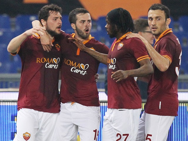 Result: Roma edge past Udinese