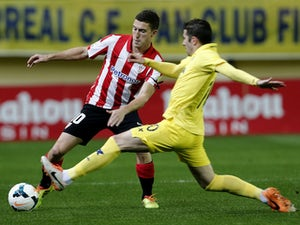 Bilbao draw with 10-man Villarreal