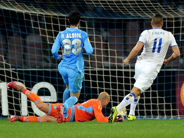 Result: Porto edge past Napoli to progress